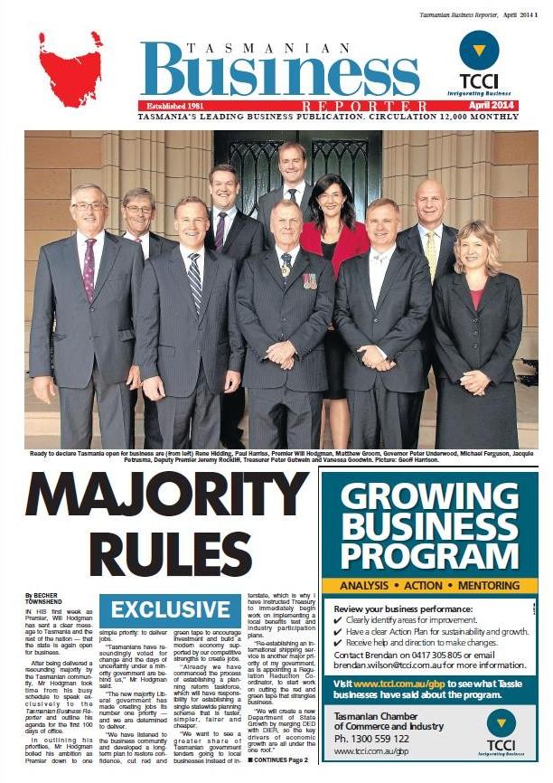 Front page April 2014