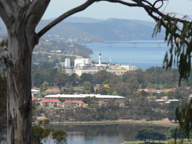 The Cadbury Factory. Image: Tourism Tasmania and John Joseph Harrison