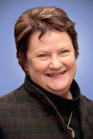 Susan Parr headshot
