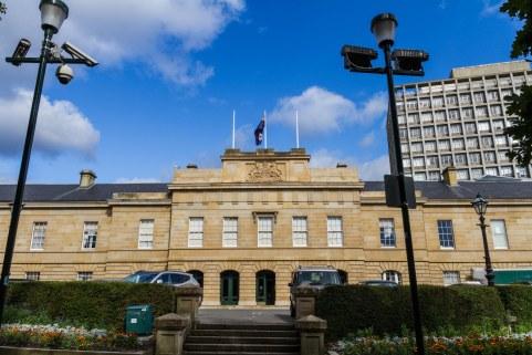Parliament House Tom Wakefield