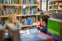 Students at Elizabeth College are among those who would benefit from the Tasmanian Cloud initiative