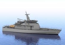 Tas PPB vessel