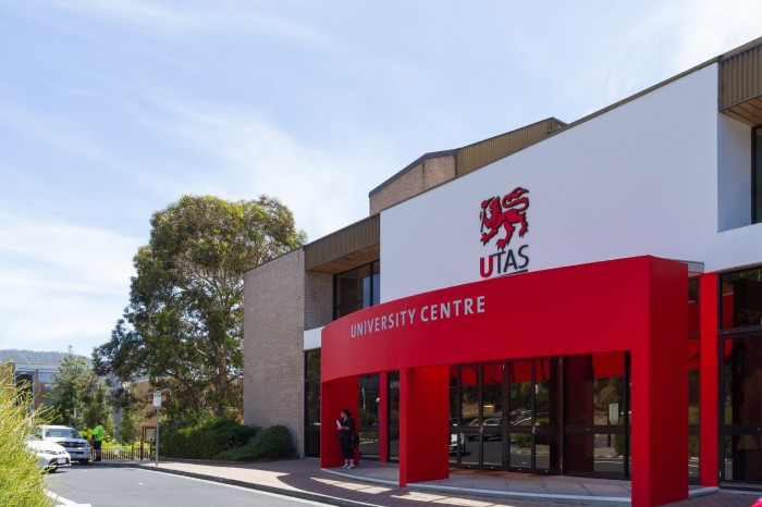 UTAS, Hobart campus (Tom Wakefield)