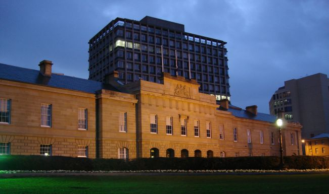 Lascar_Parliament_House_(Hobart)_(4551936219)