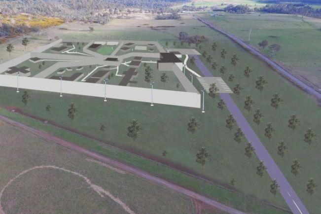 Westbury-Prison
